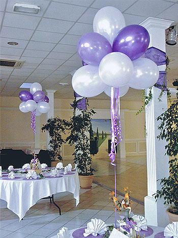 D coration mariages draguignan d coration salles - Deco table de fete ...